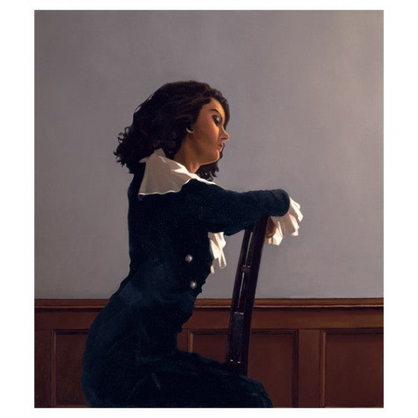 Afternoon Reverie by Jack Vettriano