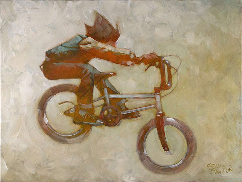 Big Air by Craig Davison
