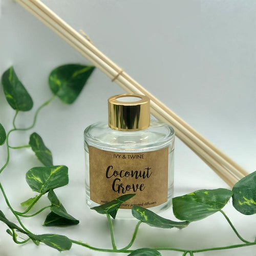 Coconut Grove (100ml) Diffuser from Ivy & Twine