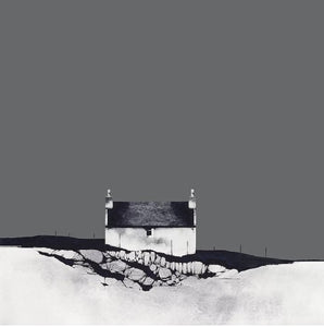 Croft House, Harris by Ron Lawson