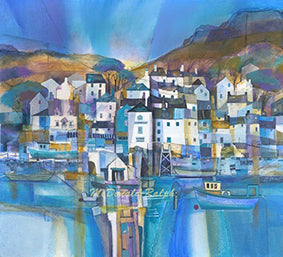 Dittisham I by Gillian McDonald