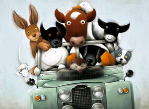 Overloaded With Love by Doug Hyde