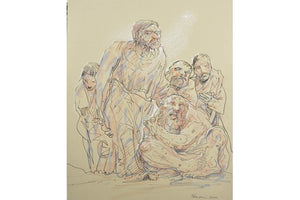 peter howson original