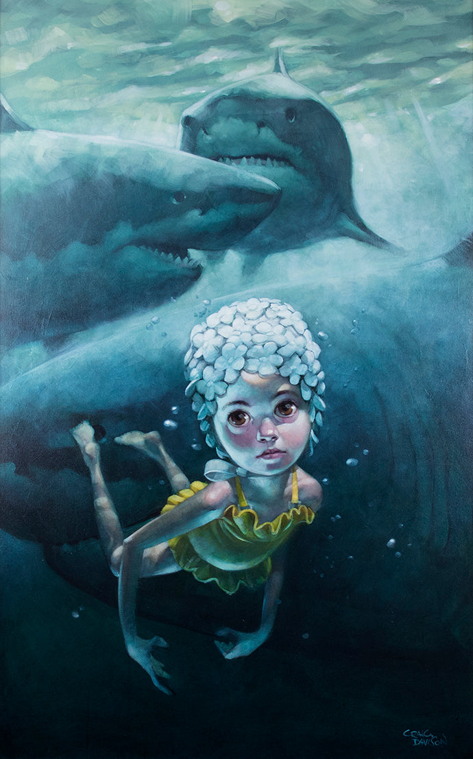 Original Worse Things Happen At Sea by Craig Davison