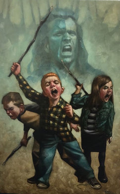 Original You'll Never Take Our Tunnocks by Craig Davison