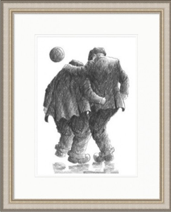Hes Fitbaw Crazy by Alexander Millar