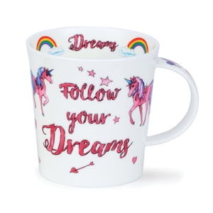 Follow Your Dreams Mug by Dunoon