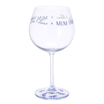 Gin Time Mum Time Gin Copa Glass (single)by Dartington