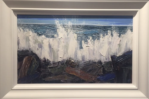 Original Harris Coast Waves by Kerr Rodgie