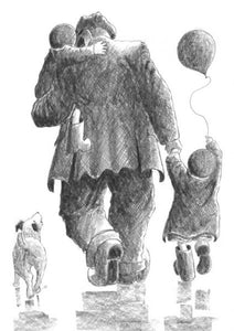 Heading Home by Alexander Millar