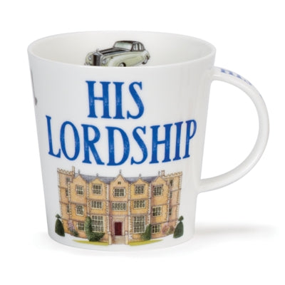 His Lordship Mug by Dunoon