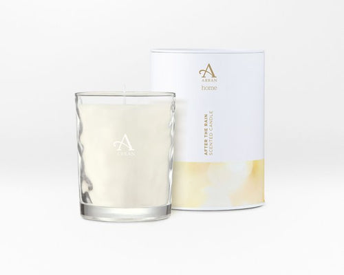 After The Rain Large Candle by Arran Aromatics