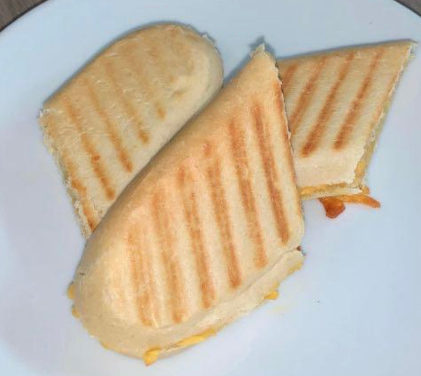 Panini with Filling Options - Art Cafe