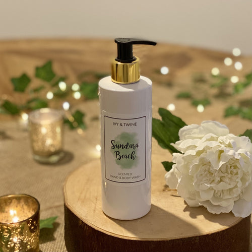 Sundara Beach Hand & Body Wash by Ivy & Twine