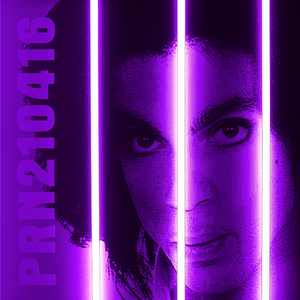 Prince Signed Limited Edition by Courty