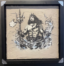 Original Poseidon by Rebel Bear