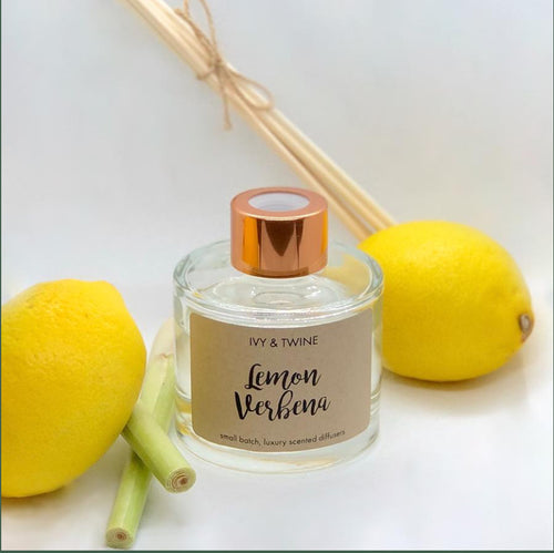 Lemon Verbena(100ml) Diffuser from Ivy & Twine
