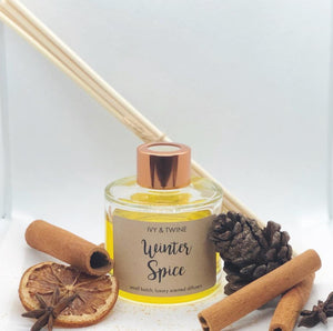 Winter Spice (100ml) Diffuser from Ivy & Twine