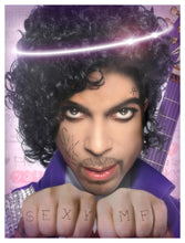 Prince lenticular exclusive edition of 10 by jj adams