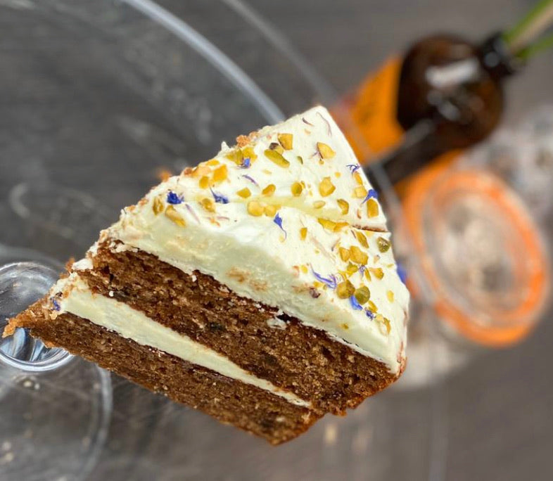 Carrot Cake - Art Cafe