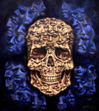 Original Totenkopf (deaths head) by Frank McFadden