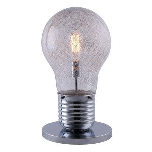 Bulb Shaped Table Lamp Large