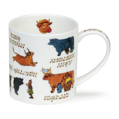 McHoots Highland Cows Mug by Dunoon