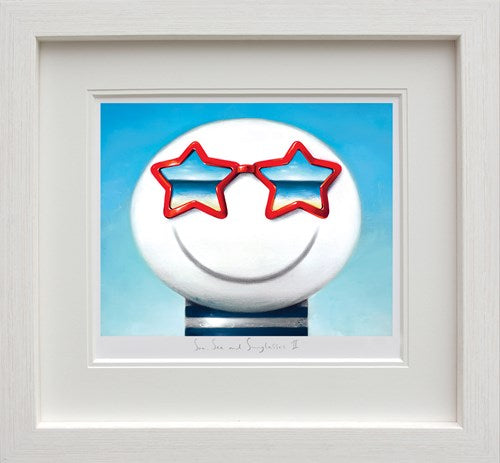 Sun, Sea & Sunglasses II by Doug Hyde