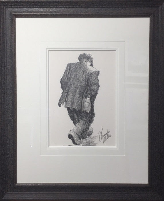 Original The Long Walk Home by Alexander Millar