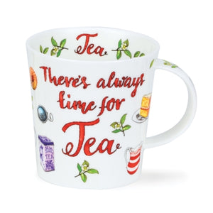 There's Always Time for Tea Mug by Dunoon