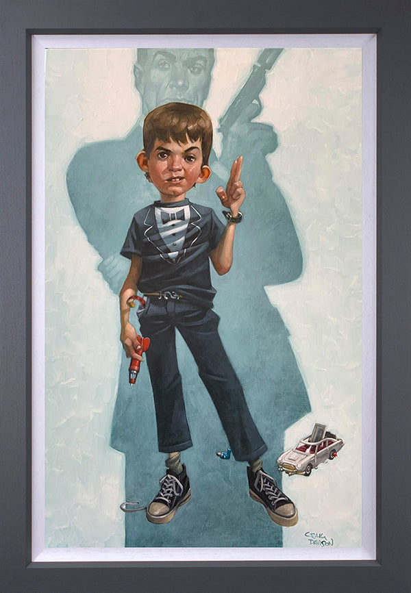 Thunder-Paul by Craig Davison