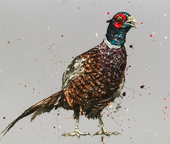 Jack the Pheasant by Paul Oz