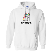 "Passenger Shaming ""Ew People"" Unicorn Hoodie - UNISEX - 2 COLORS"