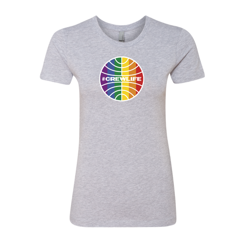 #CrewLife Pride LADIES Tee