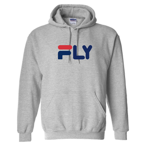 "Funky Fresh ""FLY"" Hoodie - UNISEX - 2 COLORS"