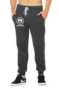 Passenger Shaming Logo Fleece Jogger Sweatpants - UNISEX