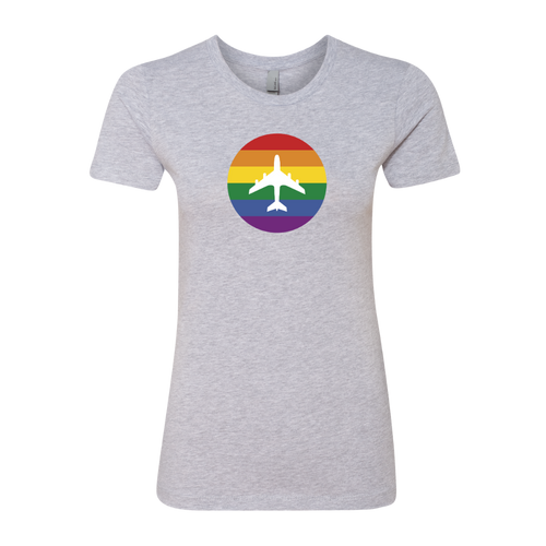 Plane Pride LADIES Tee