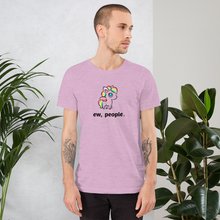 "Passenger Shaming ""Ew People"" Unicorn Tee - UNISEX - 9 COLORS"