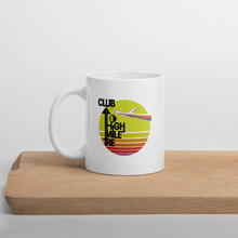 "Retro ""Mile High Club"" Mug - 11oz"