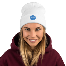 #CREWLIFE Globe Embroidered Beanie - UNISEX - 2 COLORS