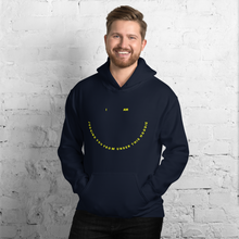 """I Am Judging You From Under This Hoodie"" Smiley Face - UNISEX - 7 COLORS"