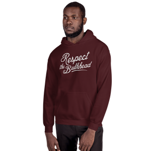 "Passenger Shaming ""Respect The Bulkhead"" Hoodie - UNISEX - 5 COLORS"