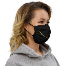 """Judging You Behind This Mask"" Smiley Face - Face Mask (with nose wire)"