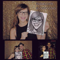 Caricature Artist Los Angeles Events