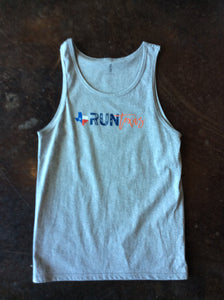 M Run Texas Tank Grey