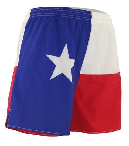 M Texas Flag Shorts