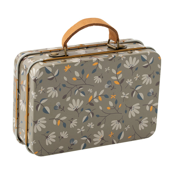 Maileg Travel Suitcase - Merle Dark Floral