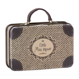 Maileg Travel Suitcase - Little Miss Mouse