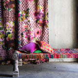 Colourful Vintage Indian Charpai Daybed