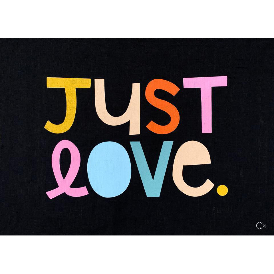Castle Art Teatowel | Just Love